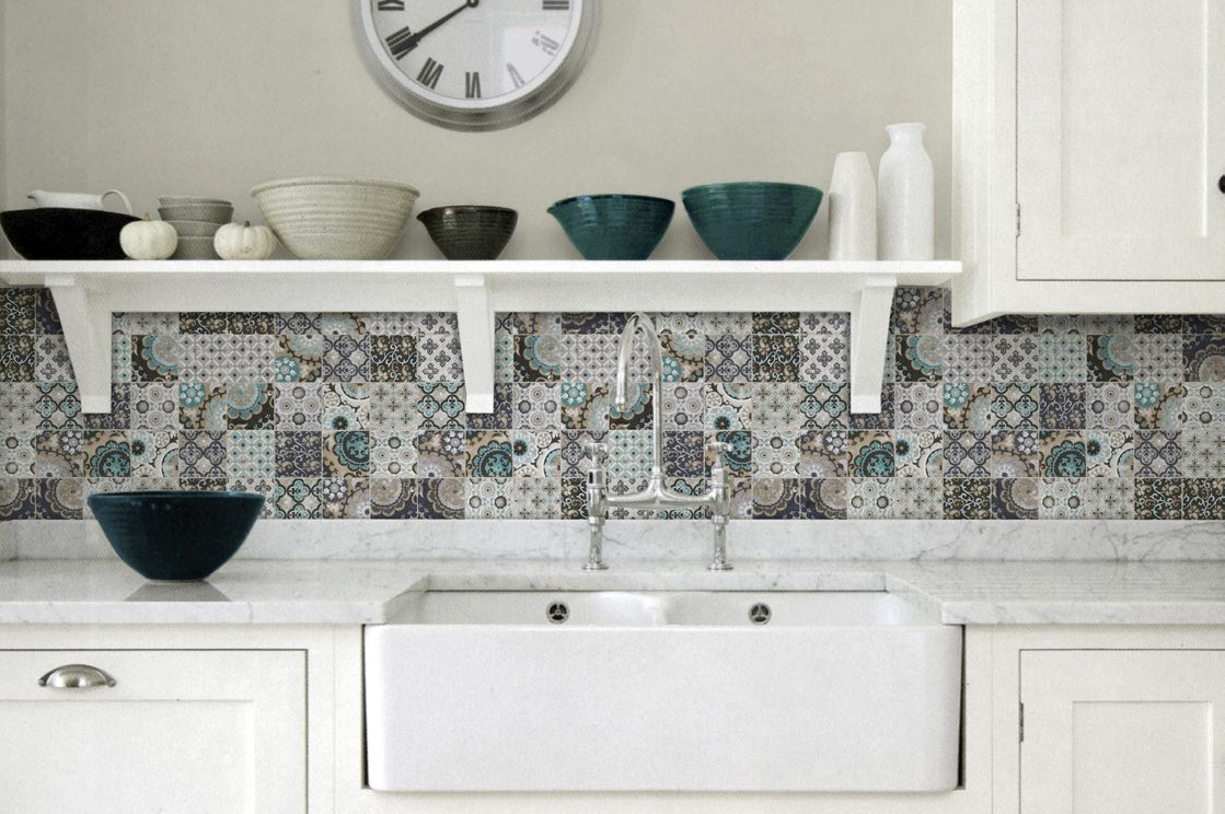 - Think About Patterned Tiles… – Design Space